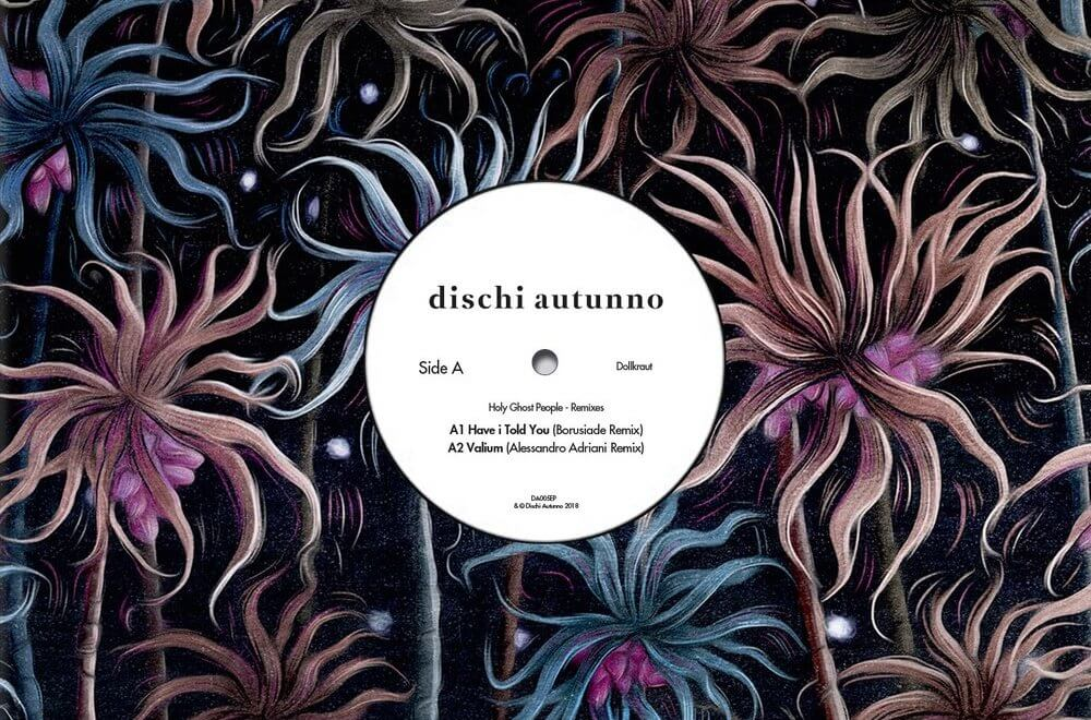 Holy Ghost People - remixes | Dischi Autunno | LIQUID YOUTH